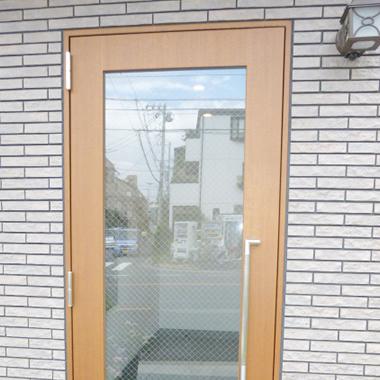 軽量ドア・防犯ドア
